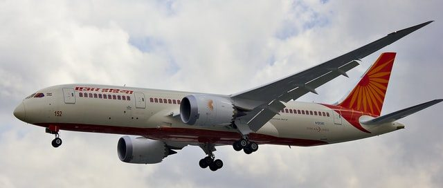 Air India Maschine