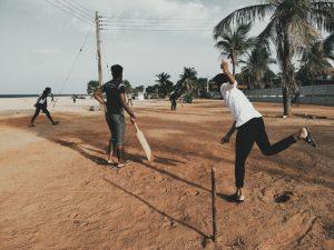 Cricket - die beliebteste Sportart in Indien
