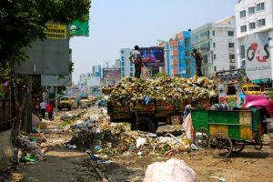 Müll - Da wo Platz ist