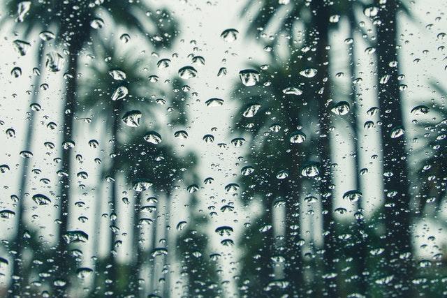 Monsoon - In Indien - wenn es regnet - dann richtig