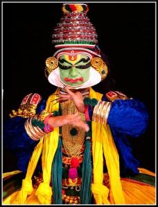 Kathakali - Tanz