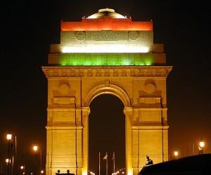 Nach Indien auswandern - Das India Gate