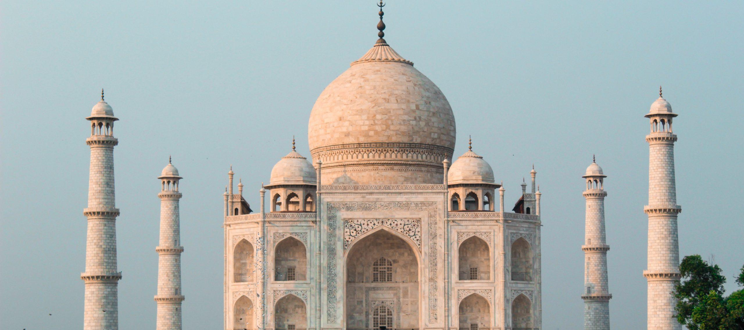 Nach Indien reisen
