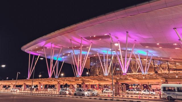 Bangalore Flughafen