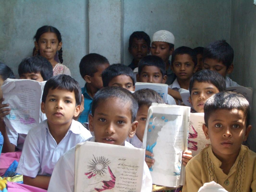 Schule in Indien